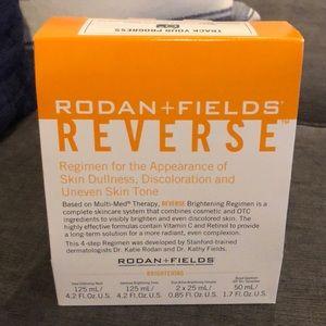 Reverse Brightening Rodan & Fields